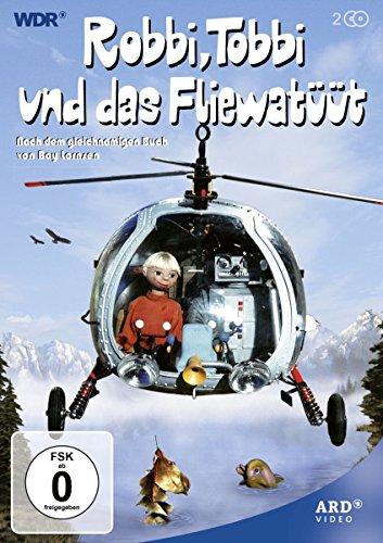Robbi, Tobbi und das Fliewatüüt 2 DVDs
