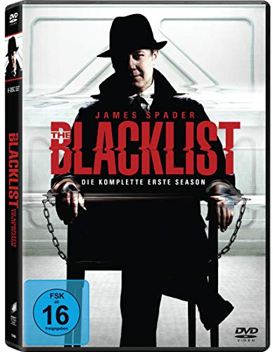 The Blacklist Staffel 1 (6 DVDs)