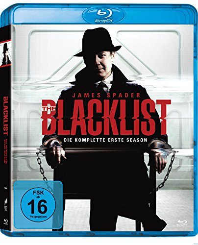 The Blacklist Staffel 1 [Blu-ray]