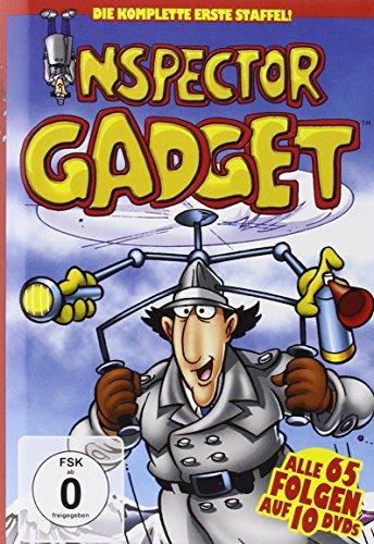 Inspector Gadget Staffel 1 (10 DVDs)