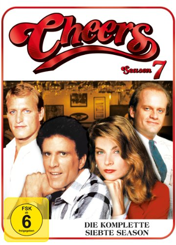Cheers Season  7 (3 DVDs)
