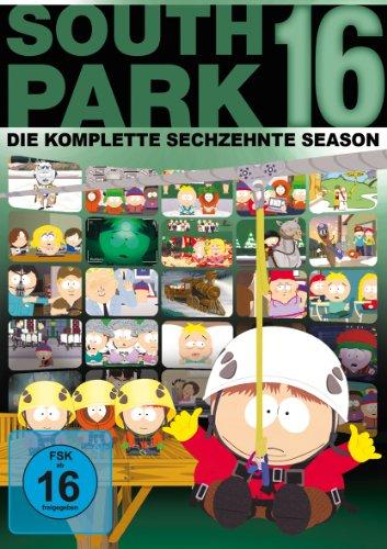 South Park Staffel 16 (3 DVDs)