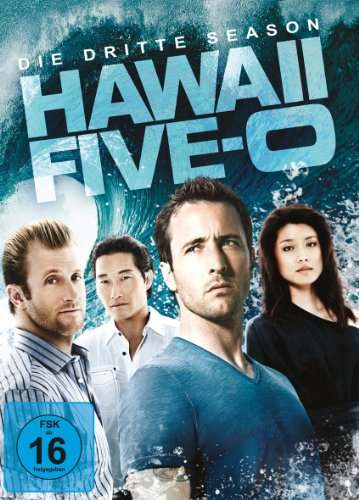 Hawaii Five-0 Season 3 (6 DVDs)