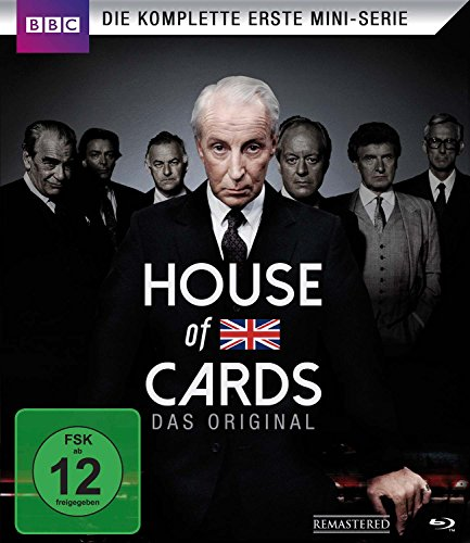 House of Cards Das Original - Teil 1 [Blu-ray]