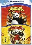 Kung Fu Panda 1+2 (2 DVDs)