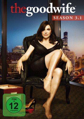 The Good Wife Staffel 3.1 (3 DVDs)