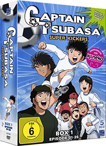 New Captain Tsubasa: Superkickers
