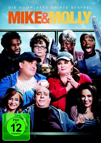 Mike & Molly Staffel 3 (3 DVDs)