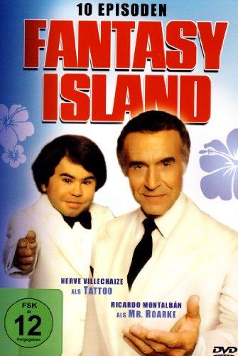 Fantasy Island DVD 1 (10 Episoden) (2 DVDs)