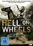 Hell on Wheels - Staffel 3 (3 DVDs)