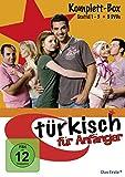 Türkisch für Anfänger - Staffel 1-3/Box (9 DVDs)