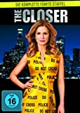 The Closer - Staffel 5 (4 DVDs)