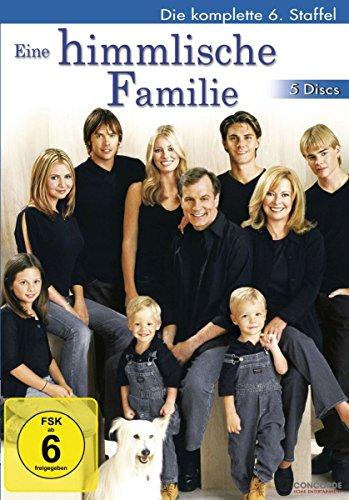 Eine himmlische Familie Staffel  6 (5 DVDs)