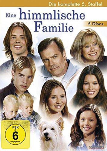 Eine himmlische Familie Staffel  5 (5 DVDs)