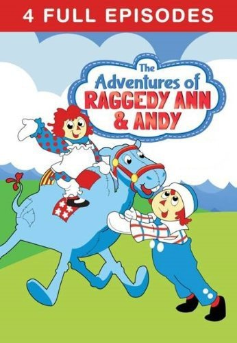 The Adventures of Raggedy Ann & Andy: