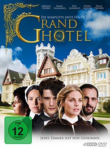 Grand Hotel Staffel 1 (4 DVDs)
