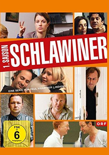 Schlawiner Saison 1 (3 DVDs)