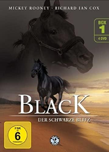 Black, der schwarze Blitz