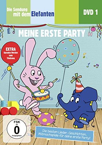 Die Sendung mit dem Elefanten, Vol. 1: Meine erste Party