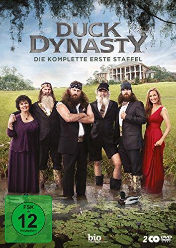 Duck Dynasty Staffel 1 (2 DVDs)