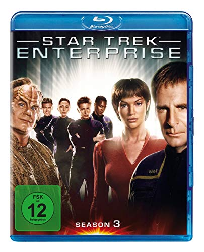 Star Trek - Enterprise: Season 3 (Collector's Edition) [Blu-ray]