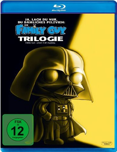 Die Family Guy Trilogie [Blu-ray]