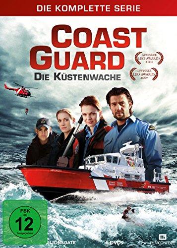 Coast Guard - Die Küstenwache 6 DVDs
