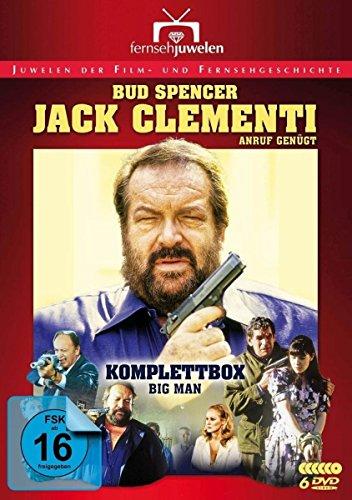 Jack Clementi, Anruf genügt Komplettbox (6 DVDs)