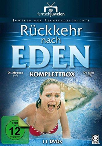 Rückkehr nach Eden Komplettbox (11 DVDs)