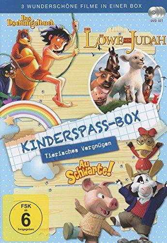 Kinderspaß Box - Ein tierisches Vergnügen (3 DVDs)