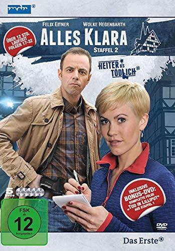 Alles Klara Staffel 2 (mit Bonus-DVD) (4 DVDs)