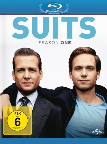 Suits Staffel 1 [Blu-ray]