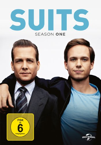 Suits Staffel 1 (3 DVDs)
