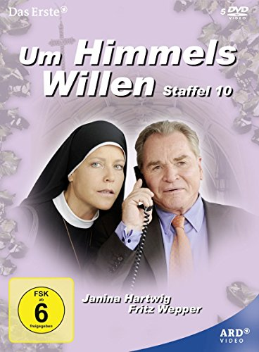 Um Himmels Willen Staffel 10 (5 DVDs)