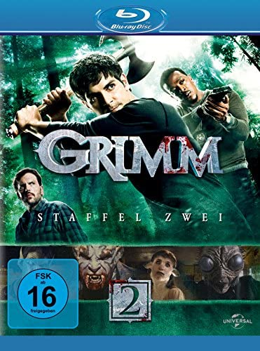 Grimm Staffel 2 [Blu-ray]