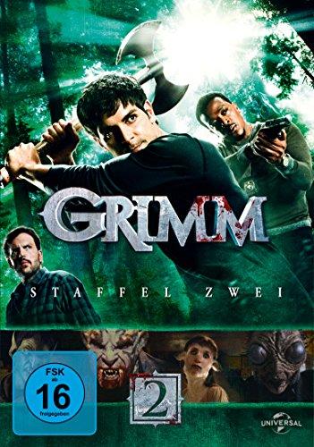 Grimm Staffel 2 (6 DVDs)