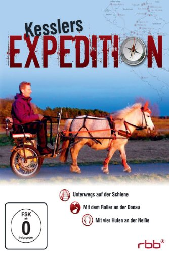 Kesslers Expedition Staffel  7-9 (4 DVDs)