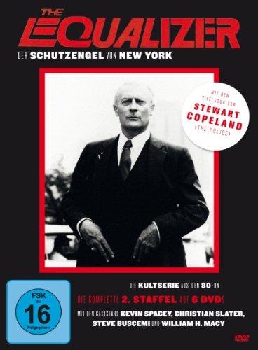 The Equalizer - Der Schutzengel von New York: Staffel 2 (6 DVDs)
