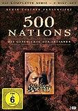 500 Nations - Die Geschichte der Indianer: Die komplette Serie (2 DVDs)