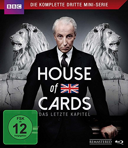 House of Cards - Die komplette dritte Mini-Serie [Blu-ray]