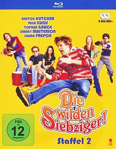 Die wilden Siebziger! Staffel 2 [Blu-ray]