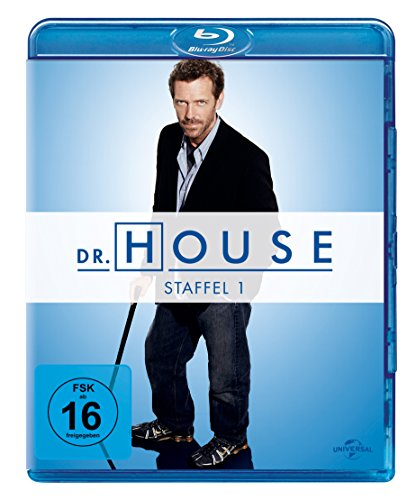 Dr. House Season 1 [Blu-ray]