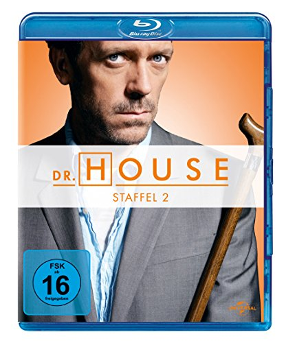 Dr. House Season 2 [Blu-ray]