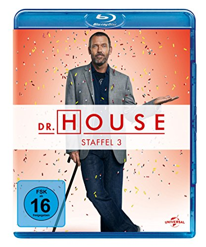 Dr. House Season 3 [Blu-ray]
