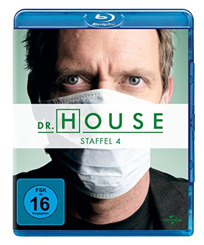 Dr. House Season 4 [Blu-ray]