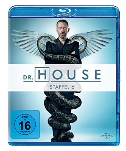 Dr. House Season 6 [Blu-ray]