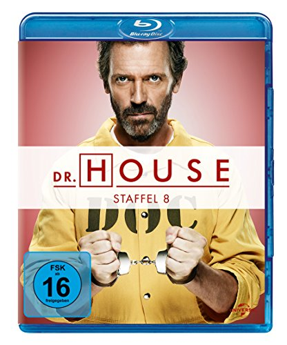 Dr. House Season 8 [Blu-ray]