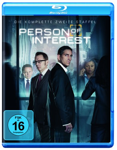 Person of Interest Staffel 2 [Blu-ray]
