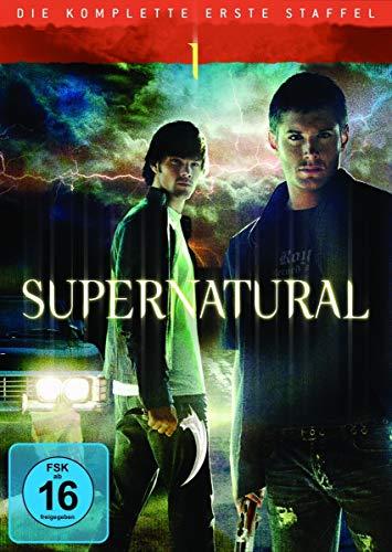 Supernatural Staffel  1 (6 DVDs)