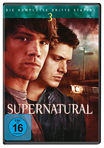Supernatural Staffel  3 (5 DVDs)